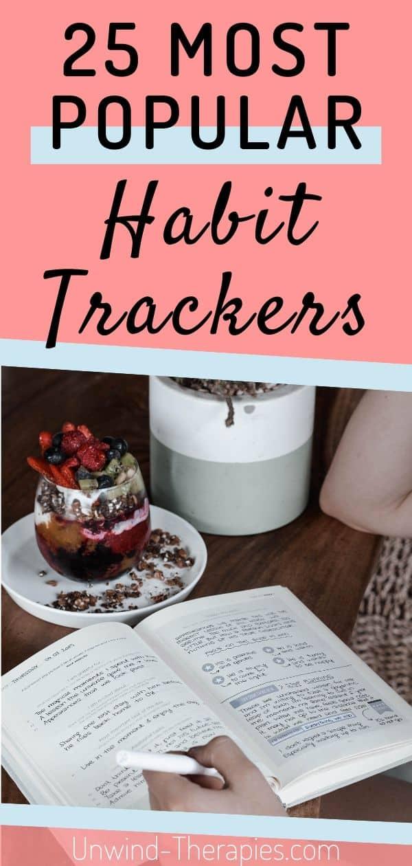 Best Free Popular Habit Tracker Printables