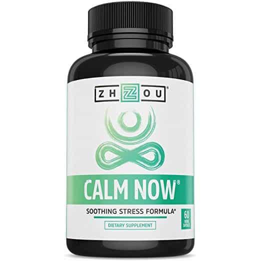 Zhou Nutrition stress reliever pills