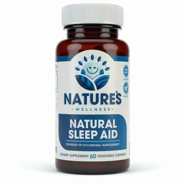 Nature's Wellness Natural Sleep Aid Review