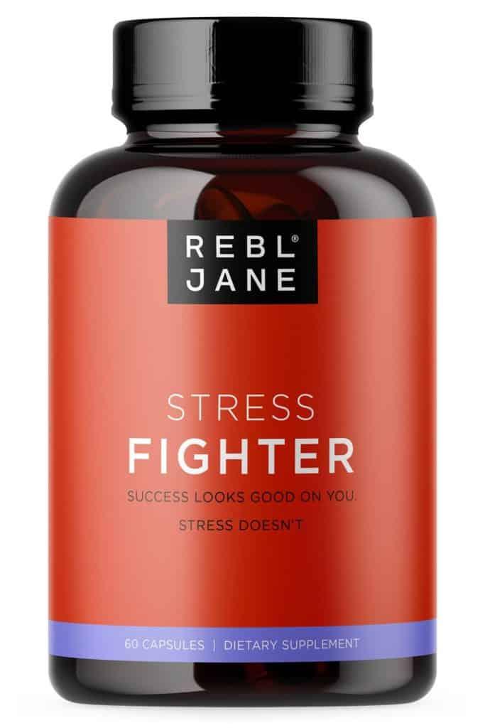 REBL Jane stress reliever pills
