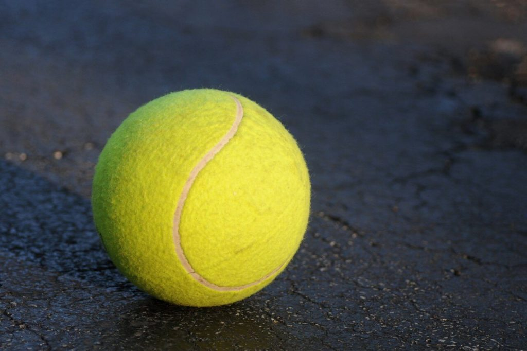 Tennis Ball for Self Care